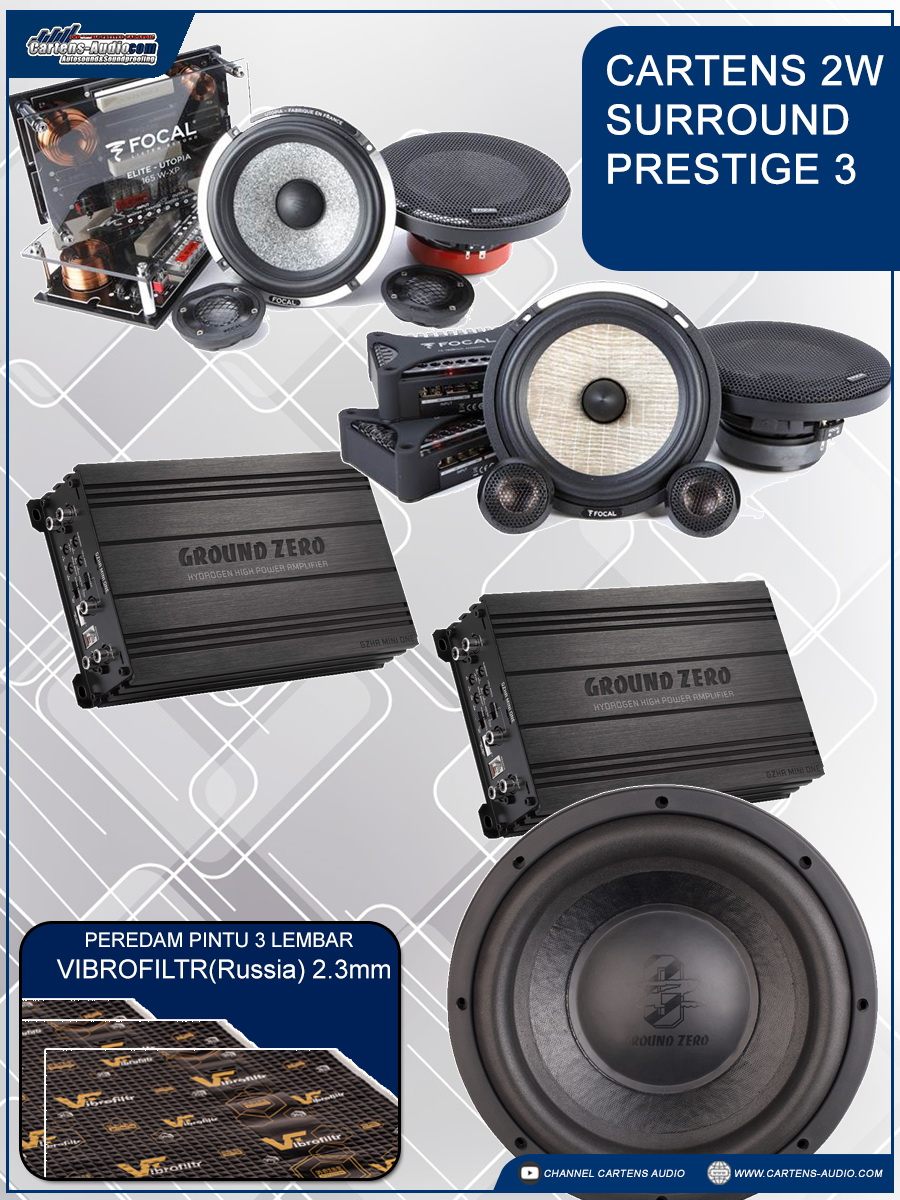 Prestige 3